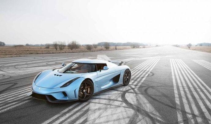 Une association inédite et intéressante entre Koenigsegg et NEVS
