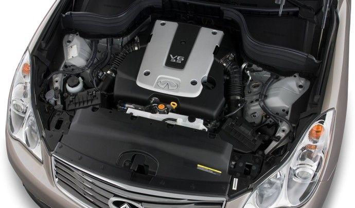 Infiniti : le premier moteur à taux de compression variable ?