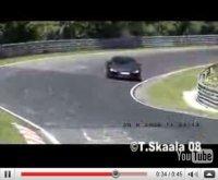 Vidéo : l'Audi R8 V10 s'affole sur le Ring