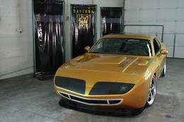 SEMA Show 2009 : Dodge Challenger Daytona par HPP
