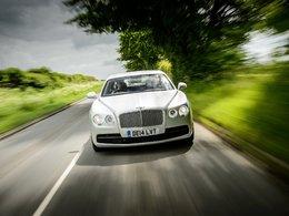 Mondial de Paris 2014 - Une petite Bentley envisagée