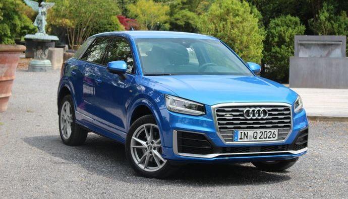 L'Audi Q2 arrive en concession: pari osé ?