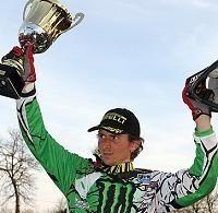 Motocross : Sébastien Pourcel  de retour en course