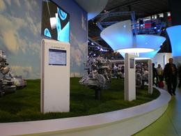 Mondial de l'Auto 2008 : une communication placée sous le signe de l'écologie