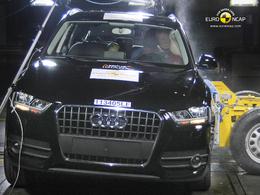 Palmarès : les voitures les plus sûres en 2011