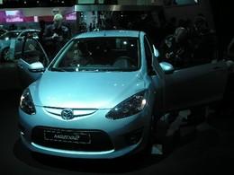 Mazda2 MZ-CD 1.6: Plus de puissance en diesel