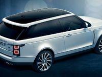 Range Rover: aucun coupéne sera produit