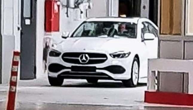 Surprise : voici la nouvelle Mercedes Classe C