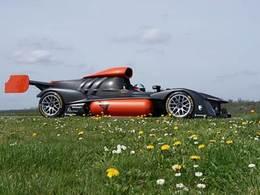 La GreenGT H2 absente des 24 Heures du Mans 2013