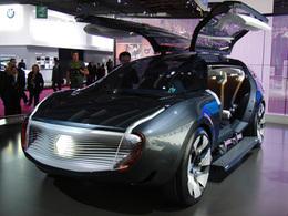 Renault Ondelios en direct du Mondial : un style qui divise