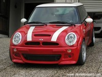 Mini Cooper S DA Motorsport.. plus de 230 cv au banc !