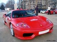 Photo du jour : Ferrai 360 Modena Stradale