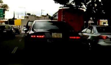 [Vidéo] La future Audi A8 se cacherait-elle à Mexico ?
