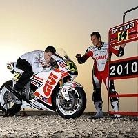 Moto GP - Qatar: Randy De Puniet a pris ses quartiers à Losail