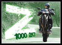 Essai Kawasaki Z1000 2k7 : revu de A… à Z !!!