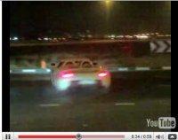 Vidéo : Porsche Carrera GT in Dubaï: des ronds dans l'oooohhhhh