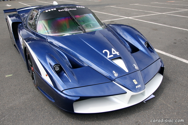 Photos du jour : Ferrari FXX evolution 2