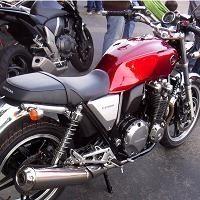 Honda CB 1100: Il y en une qui s'est échappée du Japon !
