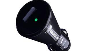 Michelin Safe & Drive : un système pour alerter les secours en cas d'accident