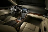 Future Cadillac STS 2009 : son intérieur se dévoile