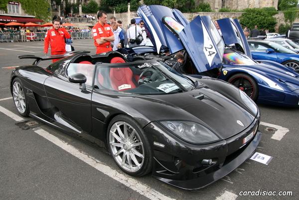 Photos du jour : Koenigsegg CCX-R Edition