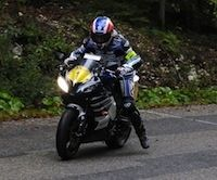 Dark Dog Moto Tour 2013, round 3: Bouan reste en tête, Toniutti remonte