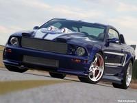 Mustang Shadrach, un monstre de 900 chevaux..