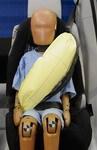 Sécurité: Ford lance la ceinture à airbag !