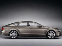 Audi tente l'A7 Sportback à pile à combustible