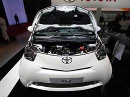 Direct Mondial de Paris 2008 : Toyota IQ, très chère petite ...