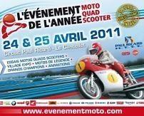 """Grand succès au Castellet pour le 1er """"Evénement Moto, Quad, Scooter de l'Année"""""""