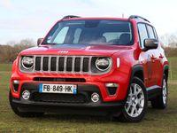 Essai - Jeep Renegade 1.0 GSE T3 120: que vaut la moins chère des Jeep Renegade?