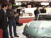 Vidéo - Rétromobile 2012 comme si vous y étiez : l'Alpine Berlinette