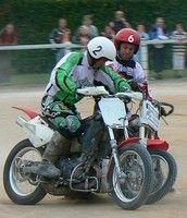 Ouverture de la saison 2012 de Moto Ball ce week end.