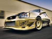 Subaru WRX by Varis.. plus de 500 cv tout de même...