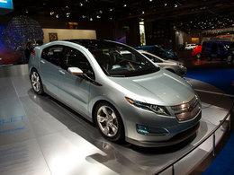Chevrolet Volt : électrisante