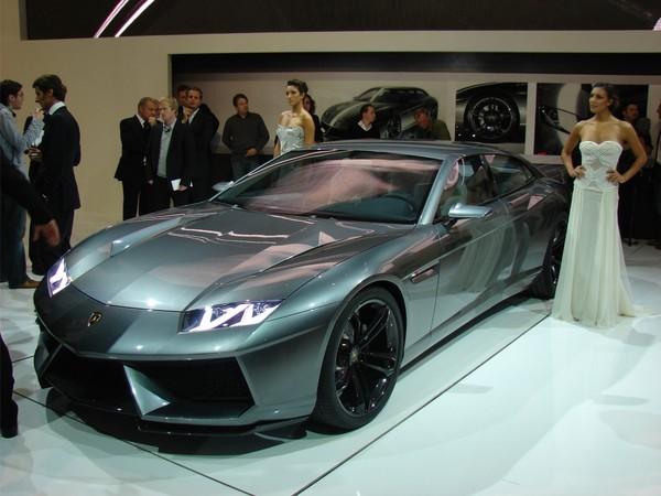 Feu vert pour la Lamborghini Estoque
