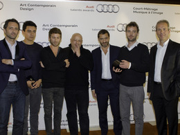 Audi talents awards: les lauréats 2013 en design et art contemporain