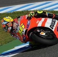Moto GP - Portugal: Valentino Rossi veut avant tout rouler sous le soleil