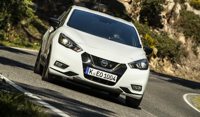 Nissan: la prochaine Micra conçue et fabriquée par Renault