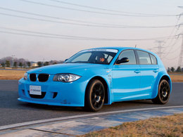 BMW 130i Widebody Yasuaki Suzuki : large !!