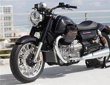 Nouveauté - Moto Guzzi: La nouvelle California se dévoile à Miami avec Max Biaggi