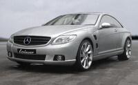 Le Mercedes CL par Lorinser: CLasse, tout simplement .