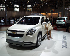 Chevrolet Orlando : Magic