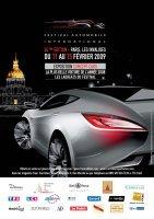 Festival Automobile International 2009 : les concept-cars écolos à l'honneur