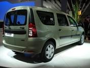 Chez Dacia: économie rime avec écologie.