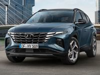 Hyundaidévoile le nouveau Tucson, disponible en hybride