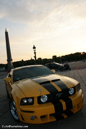 Photos du jour : Ford Mustang GT Turbocharged