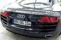 Audi R8 V10: 525 ch et une nouvelle appellation?