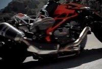 Vidéo moto : la KTM SuperDuke 1290 R en action, enfin !